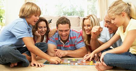 بازی خانوادگی کودکانه, بازی خانوادگی برای تعطیلات, بازی خانوادگی جالب