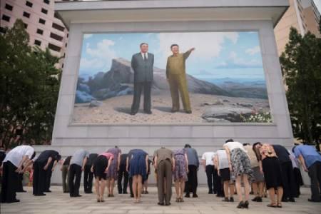 عکسهای جالب,عکسهای جذاب,مردم کره شمالی